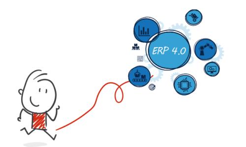 Warum sich ERP zu ERP 4.0 wandeln muss