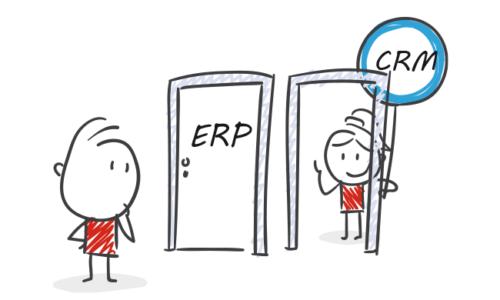 Was KMU von einer ERP-/CRM-Koexistenz haben