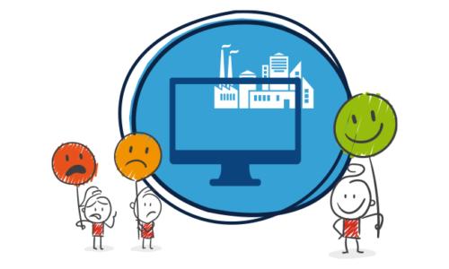 So (un)zufrieden sind Anwender mit ihren ERP-Lösungen