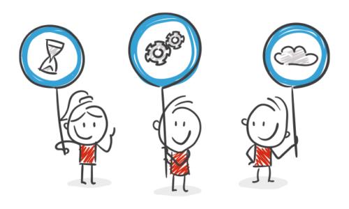 Wie Sie erfolgreich und Schritt für Schritt in die Cloud migrieren